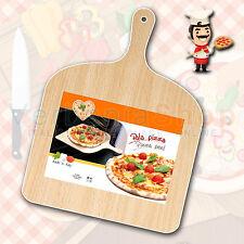 PALA DA PIZZA PIATTO GIROPIZZA LEGNO NATURALE BEECHWOOD PIZZA PADDLE PEEL 41x30