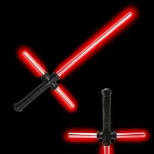 Fun Central Au206 Led 27 Inch Tri-Saber with Sound - Red (pack of 90pcs.)