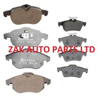 VAUXHALL VECTRA C 1.9 CDTi 120 150 BHP SRi FRONT and REAR BRAKE PADS SET