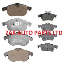 VAUXHALL VECTRA C 1.9 CDTi 120 150 BHP SRi FRONT and REAR BRAKE DISC PADS SET
