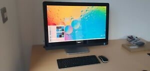"""Dell XPS 2720 All-in-One 27"""" TOUCH PC-  128GB SSD, 2TB HDD, 16GB RAM, i7-4770s"""