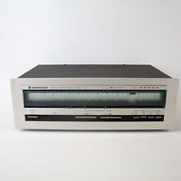 Kenwood KT-413 Automatic Sequential Tuning Receiver AM/FM Stereo Tuner - Works!