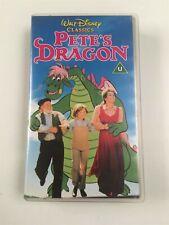 Pete's Dragon VHS Tape