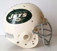 Jets Schutt Jr Medium Football full size Helmet  With Face Mask youth