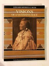 1986 VISIONS OF A VANISHING RACE; CURTIS PHOTOS of NATIVE AMERICANS