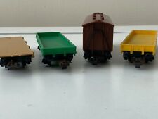 More details for (180) hornby acho set of 4 starter set wagons - unboxed
