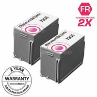 2p 793-5 Red Ink Cartridge for Pitney Bowes DM100i P700 DM200L Personal Post