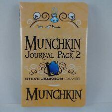 2014 Munchkin Journal Pack 2 Steve Jackson Games