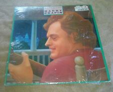 Anthology Of Harry Chapin LP Elektra 1985 Track WOLD Cat's In The Cradle Circle