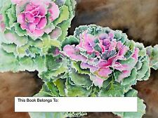 Ornamental Kale, Bookplates, country, summer, vegetable, popular