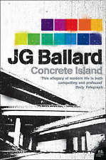 Concrete Island by J. G. Ballard, Book, New (Paperback)