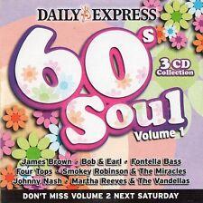 60S SOUL, 70S DISCO, 80S ROCK – PROMO 3 CD SET (2004) BUGGLES, STRANGLERS ETC