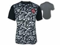 Umbro 1. FC Nürnberg Warm Up Shirt 20 21 FCN Fan Jersey Aufwärmtrikot Gr.S-3XL