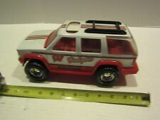 Nylint Truck Suv Wisconsin Badgers Metal & Plastic 10 1/2 Inches Long