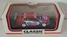 1:64 Classic Carlectables Jason Bargwanna 2009 Sprint Gas Racing VE Commodore #3