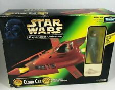Kenner Star Wars Expanded Universe Cloud Car Vehicle W/ Pilot Sealed Box 11B