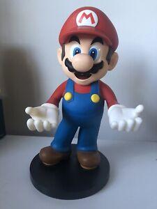 Super Mario Nintendo Statue F4F First 4 First4 Figures 2011 3DS DS Lite Holder