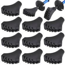 10 x Walking Asphaltpads Gummipuffer Ersatzfüße für Trekking Stöcke