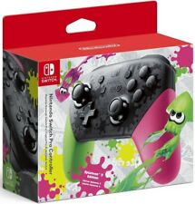 Nintendo Switch Controller Pro-Edición splatoon 2
