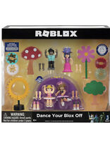 ROBLOX DANCE YOUR BLOX OFF.Exclusive Including 19 Pieces And Their Virtual Item