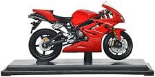 Maisto Triumph Daytona 675 Red 1:18 Scale Diecast Model Motorcycle
