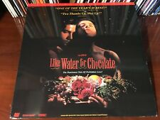 Laserdisc LIKE WATER FOR CHOCOLATE 1993 wSpanish Subtitles & Dubbed Letterbox LD