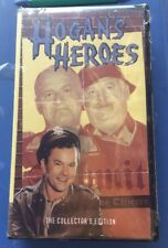 NEW - HOGAN'S HEROES VHS - THE COLLECTOR'S EDITION - 4 EPISODES - BOB CRANE -OOP