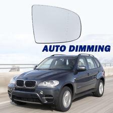 For BMW X5 X6 E70 E71 E72 Passenger Right Side Auto Dimming Heated Mirror Glass