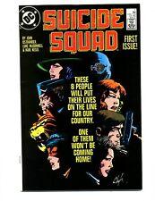 Suicide Squad #1    DC 1987