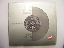 MAREK SEWEN Olympic Symphony - 2014 Polish CD PROMO – V RARE! NEW!