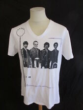 T-shirt Guess Blanc Taille L à - 54%
