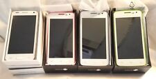 Lot of 4 Unlocked GSM Android Untested Cell Phones SmartPhones ~ NEW OLD STOCK 5
