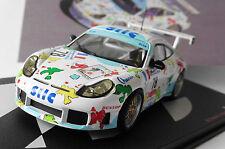 PORSCHE 911 GT3 #78 CHAUVIN ZADRA MAURY-LARIBIERE LE MANS 2000 IXO ALTAYA 1/43