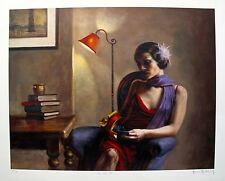 "HAMISH BLAKELY ""THE LAST POST"" Hand Signed Limited Edition Giclee"