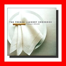 ☆GD THE FRENCH LAUNDRY COOK÷COOK BOOK BEST RECIPE BOOK EVER! CHEF THOMAS KELLER☆