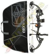"Fred Bear Cruzer G2 Bow Shadow Black Lh Package 5-70# 12-30"" With Case"