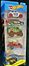 Hot Wheels Off Road Stunt Devils 5 Pack 2015 CDT25 New