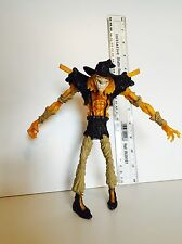 "Scarecrow / Batman DC Comics Superheroes / 6"" Action Figure / Kenner 1995"