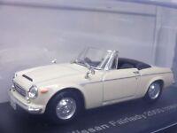Norev Nissan Fairlady 2000 1967 1/43 Scale Box Mini Car Display Diecast vol 41