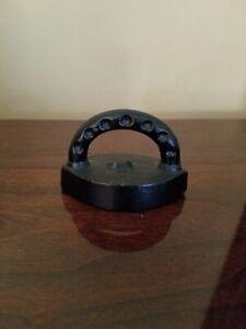 Vintage Miniature Sad Iron