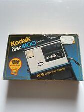 kodak disc 4100 camera