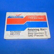 Handi-Check Retaining Rings Master Assortment Hc-173 *Pzf*