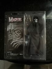 "Fiend MISFITS 8"" BLACK Retro Styled Cloth Figure NECA BRAND NEW"