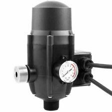 Giantz Water Pump Controller with Pressure Switch Gauge - Black (PUMP-TPC-21-BK)
