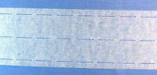 90mm Iron-on Slotted Waistband Interfacing (x 2 metres)