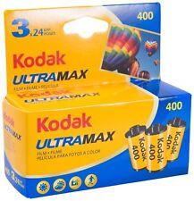Kodak 6034052 Ultramax 400 135/24 Film (Pack of 3)