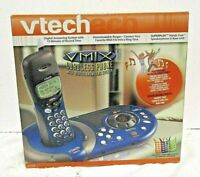 Vtech Mix gz2456 Cordless Phone 2.4 GHz Customizable Hands Free 15 Min. Record