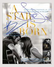 """A Star is Born - Bradley Cooper, Lady Gaga - 8x10"""" signed ltd edition print"""