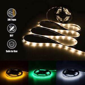 5M 2835 LED Strip Lights 60 LEDs/M 120 LEDs/M 12V Tape Roll Cabinet/Shelf Lights