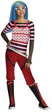 Monster High Ghoulia Yelps Child Costume Colorful Theme Party Funny Halloween